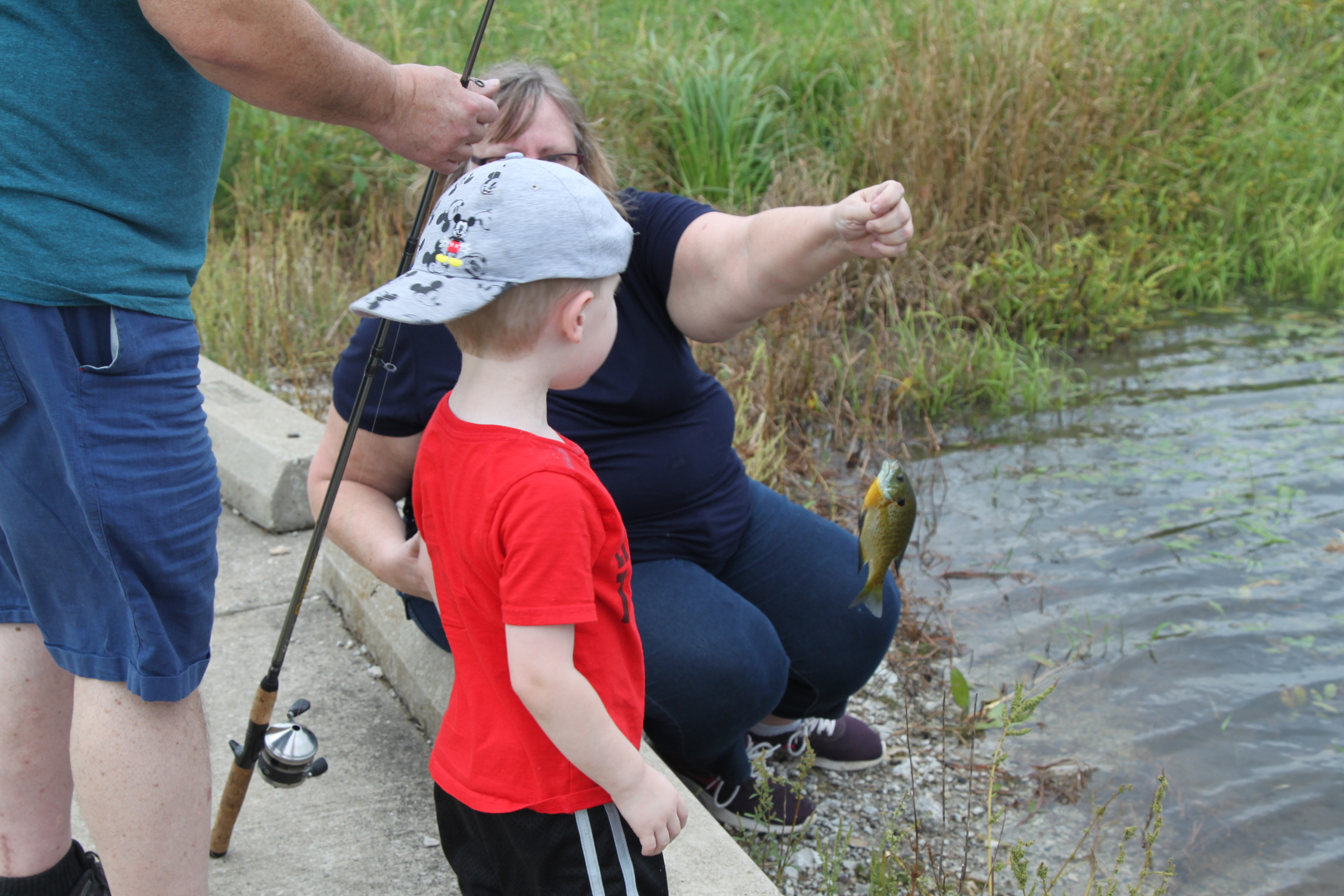 St. Luke's United Church of Christ-fishing derby18-Independence-MO.JPG